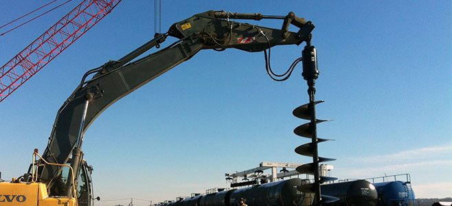 Drilling Extension Solutions for Mini Machines - Digga North America