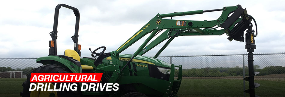 Digga North America - Agricultural machinery attachments.