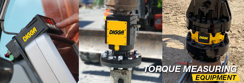 Digga North America - Anchor torque measuring solutions.