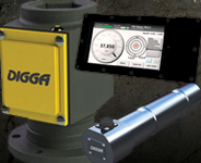 Piling torque measuring systems