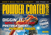 Digga North America - Powder Coated Tough Magazine